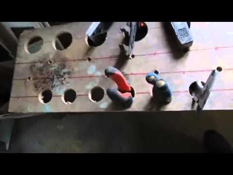 видео: Полка для инструментов за 5 минут!