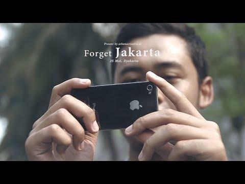 Forget Jakarta ( Cover Adhitia Sofyan - Forget Jakarta )