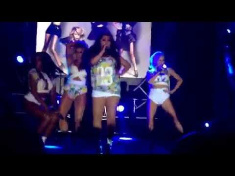 Danity Kane - Ride For You / Sleep On It Live at LA Pride
