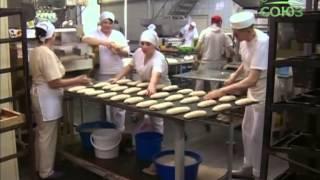 Производство постного Богородского хлеба в Омске(, 2014-03-14T10:38:06.000Z)