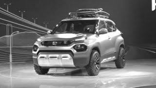 2020-21 Upcoming Tata HBX concept full details   Tata HBX