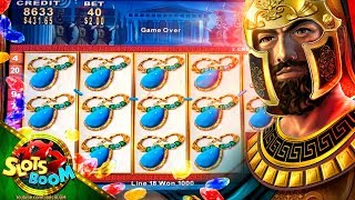 BIG WINS ON KONAMI SLOTS !!! Roman Tribune - Money Blast - China Mystery 5c Slots