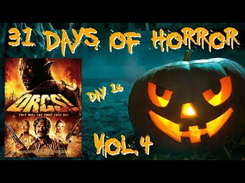 31 Days of Horror Vol.4 | Day 16: Orcs! (2011) | Optimum Releasing LTD