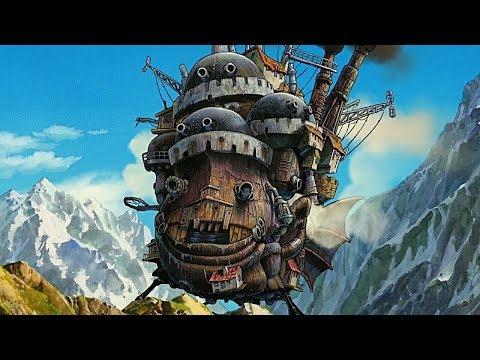 Смотреть мультфильм шагающий замок онлайн бесплатно в хорошем качестве