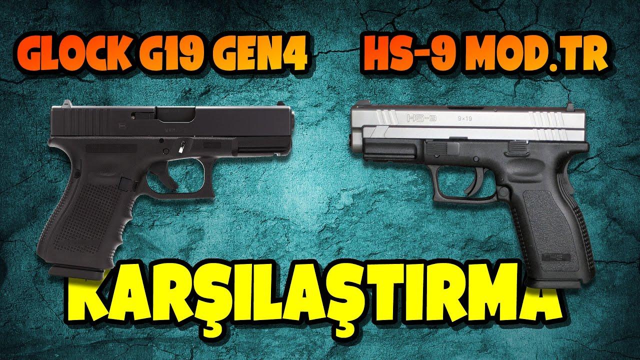 Hs xp-9 mod 2 güzel bir silah