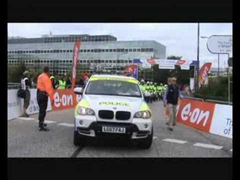 Tour of Britain - Milton Keynes 1