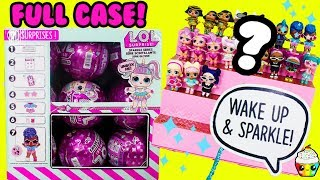 LOL Surprise New Sparkle Series FULL CASE Will We Get The Full Collection??? Video