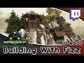 ARK: Building w/ Fizz Live :: Step by Step Ragnarok Viking Town Part5