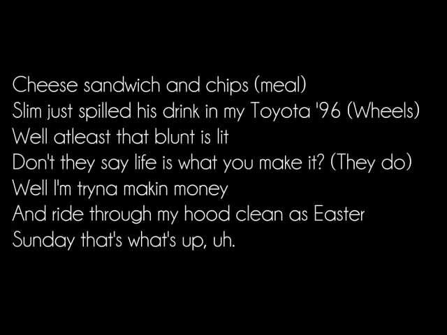 MGK - Mind Of A Stoner ft. Wiz Khalifa (Lyrics)