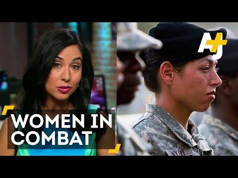 Should Women Serve in Military Combat?