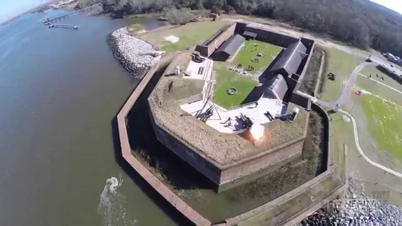Enjoy culture trip at Old Fort Jackson - travelistia