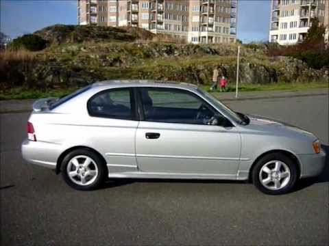 2001 hyundai accent gsi only 67kms 4995 malibu motors. Black Bedroom Furniture Sets. Home Design Ideas