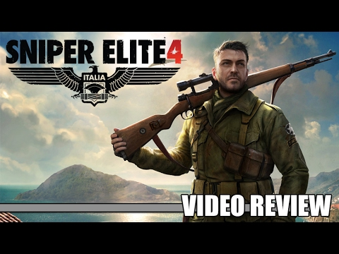 Review: Sniper Elite 4 (PlayStation 4, Xbox One & Steam) - Defunct Games