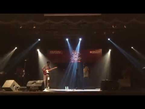 chrome.o.soul - beat it (cover) live at lady andal  2015