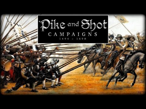 Pike and Shot - English Civil War - part 1