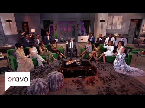 Married to Medicine: Lisa Nicole Lays into her Husband Darren (Season 4, Episode 15) | Bravo