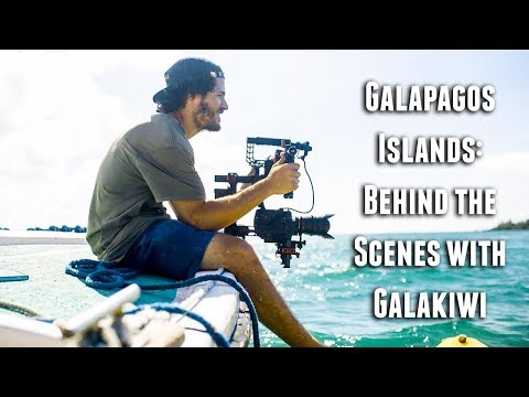 Galapagos Islands: Behind The Scenes with Galakiwi