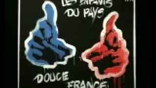 Les Enfants Du Pays - Le clip de Douce France