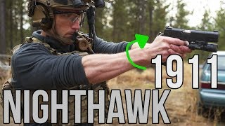 Nighthawk 1911 Enforcer .45 ACP