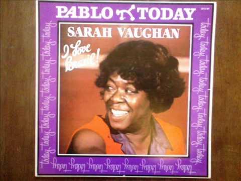 Sarah Vaughan - Triste 1979