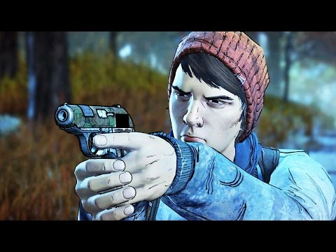 The Walking Dead Episode 2 - Gabe's Threat - All Choices (Season 3 A New Frontier)
