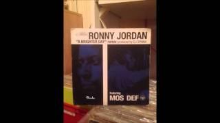 Ronny Jordan Mos Def Remix Dj Spinna A Brigther Day ( 2000 ) HD