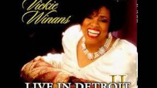 Vickie Winans -  I Hear The Music In The Air