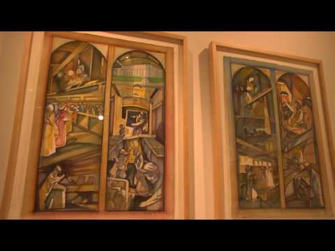 Augusta University Conversations: Ralph Gilbert, Artist, St. Paul Union Depot Murals