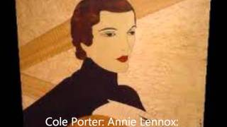 Annie Lennox  Cole Porter  Everytime We Say Goodbye