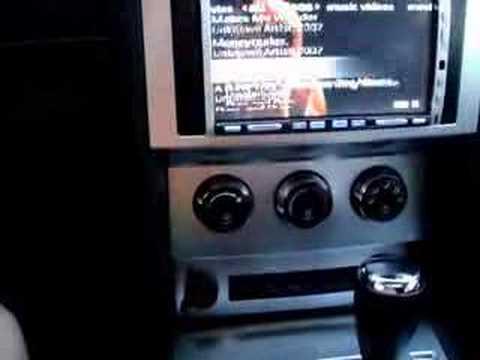 Dodge Durango Used >> Custom Zune Dock and Integration in a 2007 Dodge Nitro - YouTube