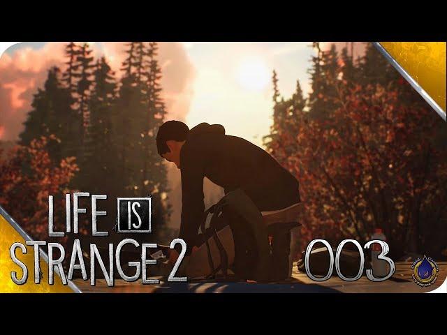 LIFE IS STRANGE 2 - Episode 1 👬 [003] Ein Platz für die Nacht