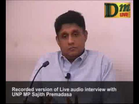 Interview with Sajith