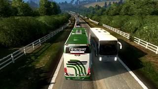 Himachal | Khagrachari to Dhaka | Euro Truck Simulator 2