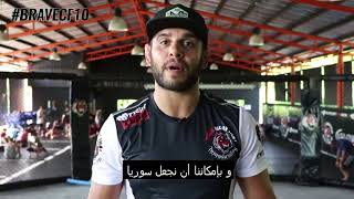Brave 10 | Tarek Suleiman Dedicates His Fight To Peace In Syria