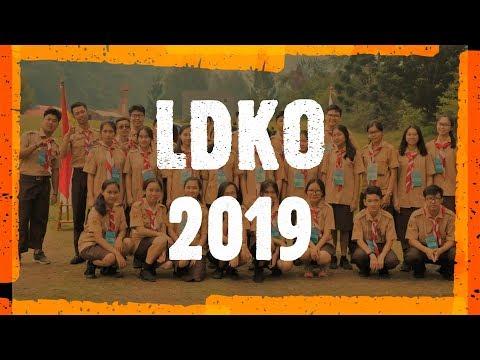 Latihan Dasar Kepemimpinan OSIS (LDKO) 2019-2020
