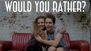 Would You Rather? feat James McVey