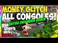 GTA 5 Online | NEW ★ UNLIMITED MONEY GLITCH | ALL CONSOLE | PS4 ★ German Tutorial