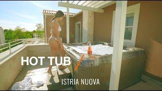 Istria Nuova HOT TUB