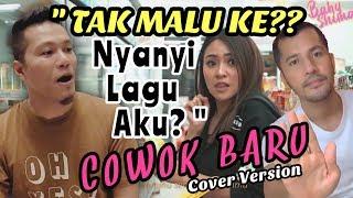 🔴LAGI SEDAP! Cowok Baru Dato Aliff Syukri - Baby Shima Cover | Reaction Terbaru September