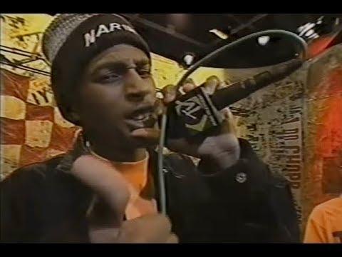 """Doctor Mc's """"Garota Sem Vergonha"""" Ao Vivo No Yo Raps Da MTV Vídeo Raríssimo [1994]"""