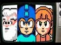 8 Bit Megaman