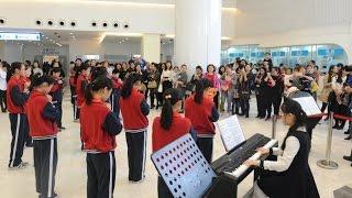 Новый проект привлек учителей-волонтеров для работы с пациентами Шанхайской детской больницы(, 2016-03-18T09:32:18.000Z)