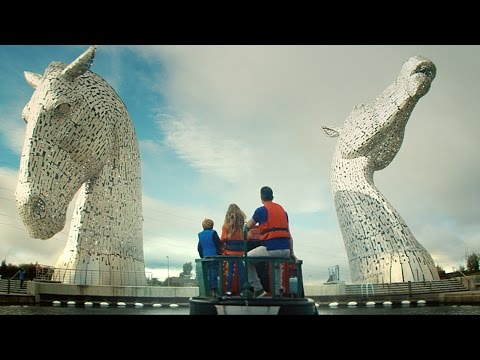 VisitScotland Advert 2016 | Scotland. A Spirit of its Own - Spirit Lights