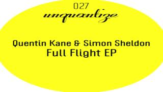 "Quentin Kane & Simon Sheldon, Linley Hamilton  -  ""Full Flight"""