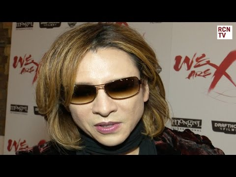 X Japan Yoshiki Interview Suffering For Music