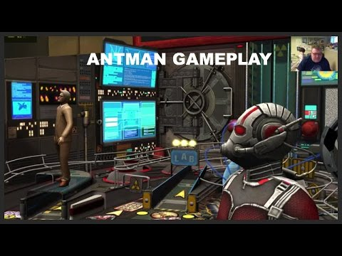 ANTMAN VIDEO GAME - ANTMAN GAMEPLAY poster