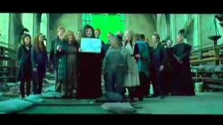 Harry Potter - The Final Days of Filming