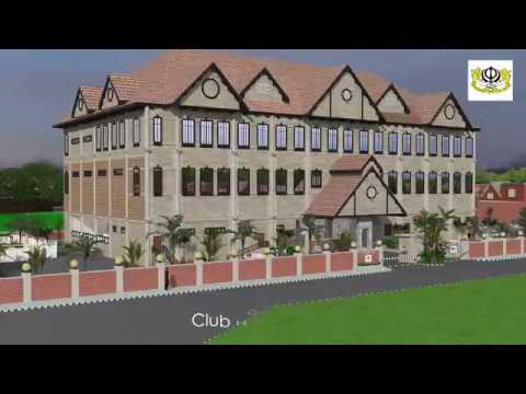 First Ever Sikh Sports Complex In Malaysia_Sikh Sports Club