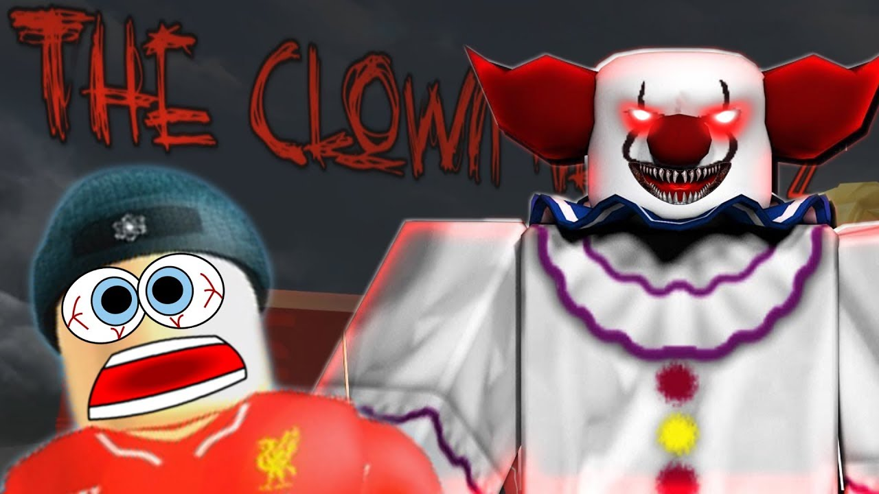 Roblox Pennywise Game It The Pennywise Movie Roblox Adventures Roblox Gameplay Youtube