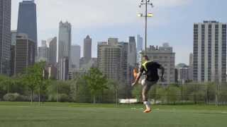Something Fresh with Quincy Amarikwa, Professional Soccer Player